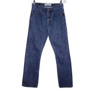 Wrangler Straight Leg Fit 100% Cotton Jeans 29x30
